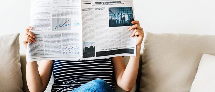News article writing help